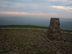 Mam Tor Summit